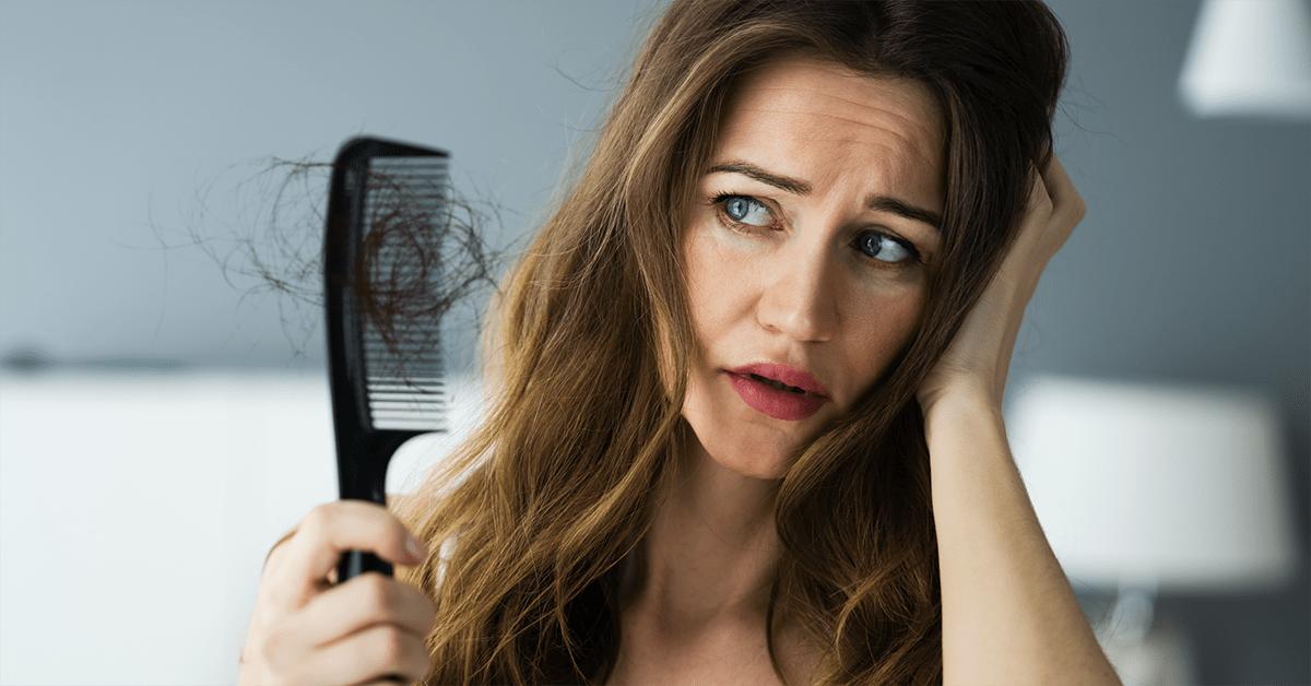 A hajhullás főbb okai és típusai