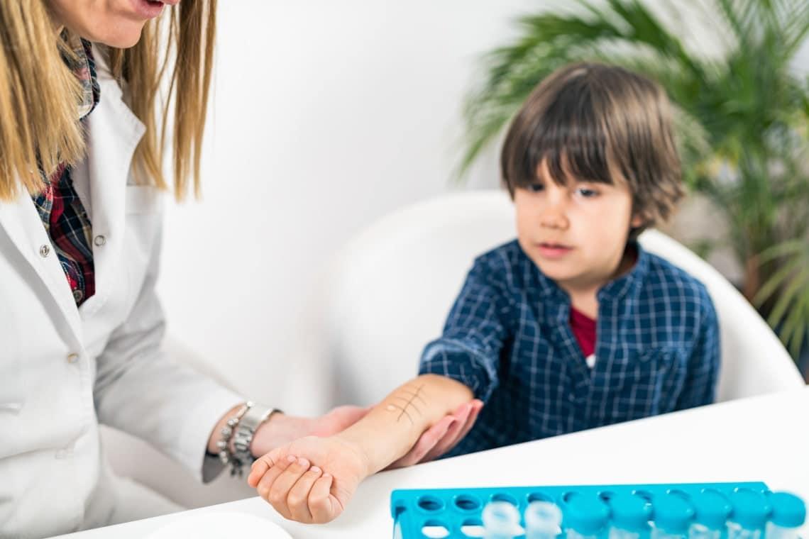 Gyermekbőrgyógyászat 1